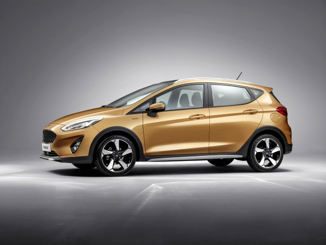 FORD FIESTA2016 ACTIVE PROFILE 10