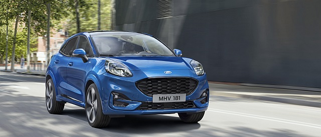 2019 FORD PUMA ST Line header 2 640
