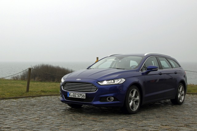 MG 3418 Ford Mondeo 2016