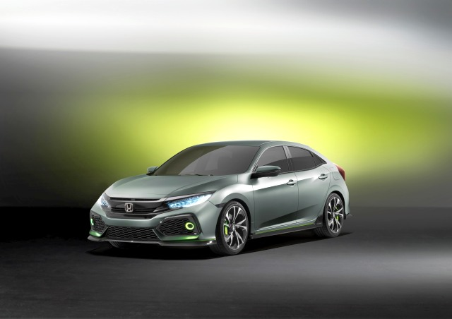 71518 Civic Hatchback Prototype