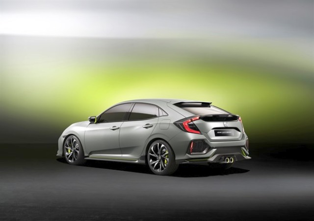 71530 Civic Hatchback Prototype