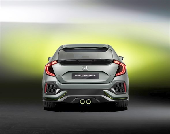 71532 Civic Hatchback Prototype